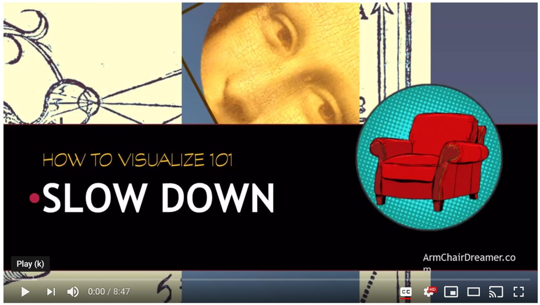 How to Visualize 101 – Step 1 – [Visualize Video]