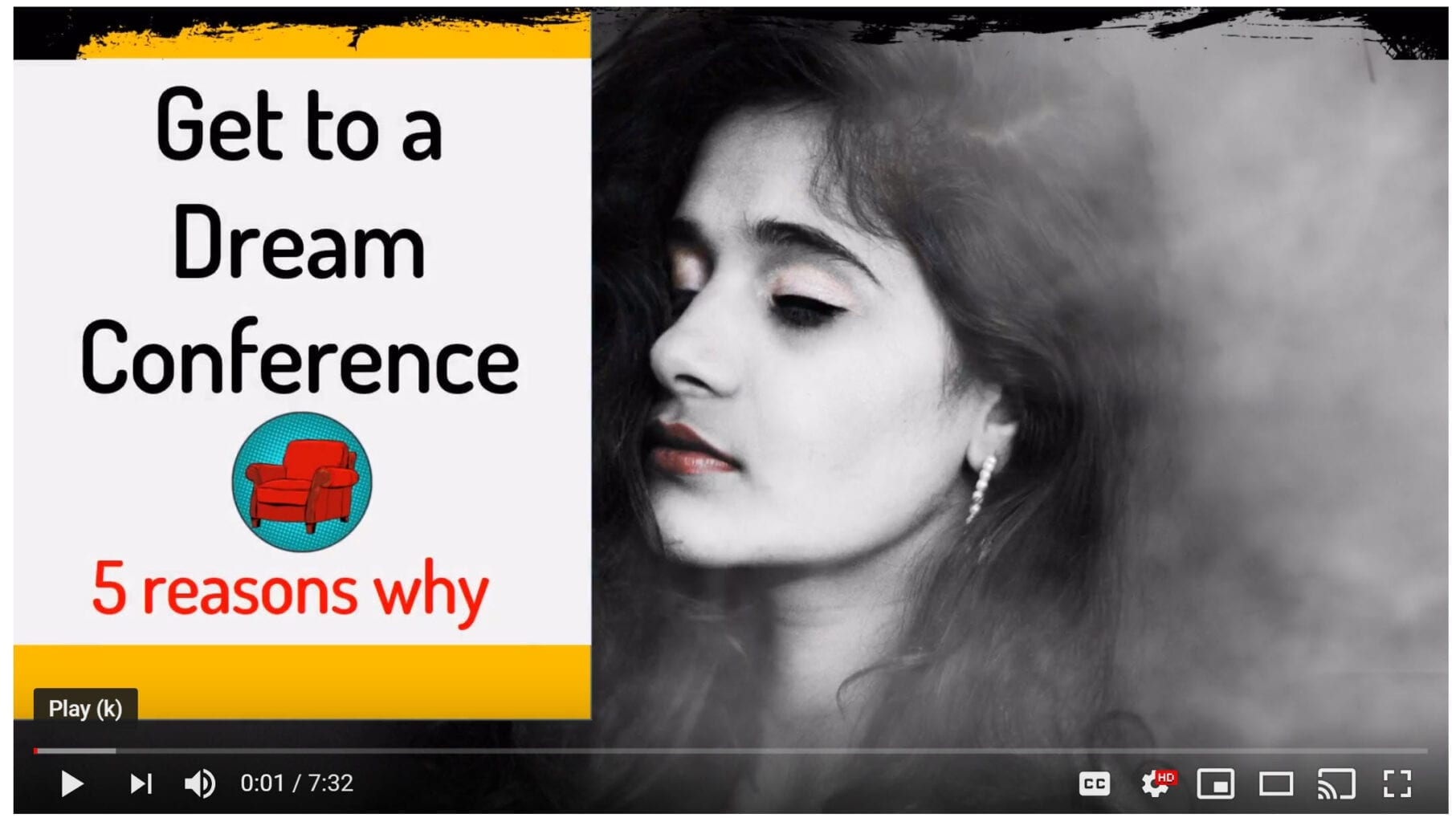 Dream Conferences – Five Reasons to Go A.S.A.P. – [Dream Video]