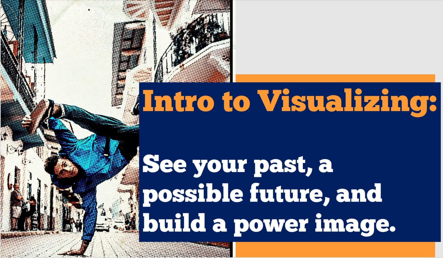 4-Minute Intro to Visualizing – [Visualize: Video]