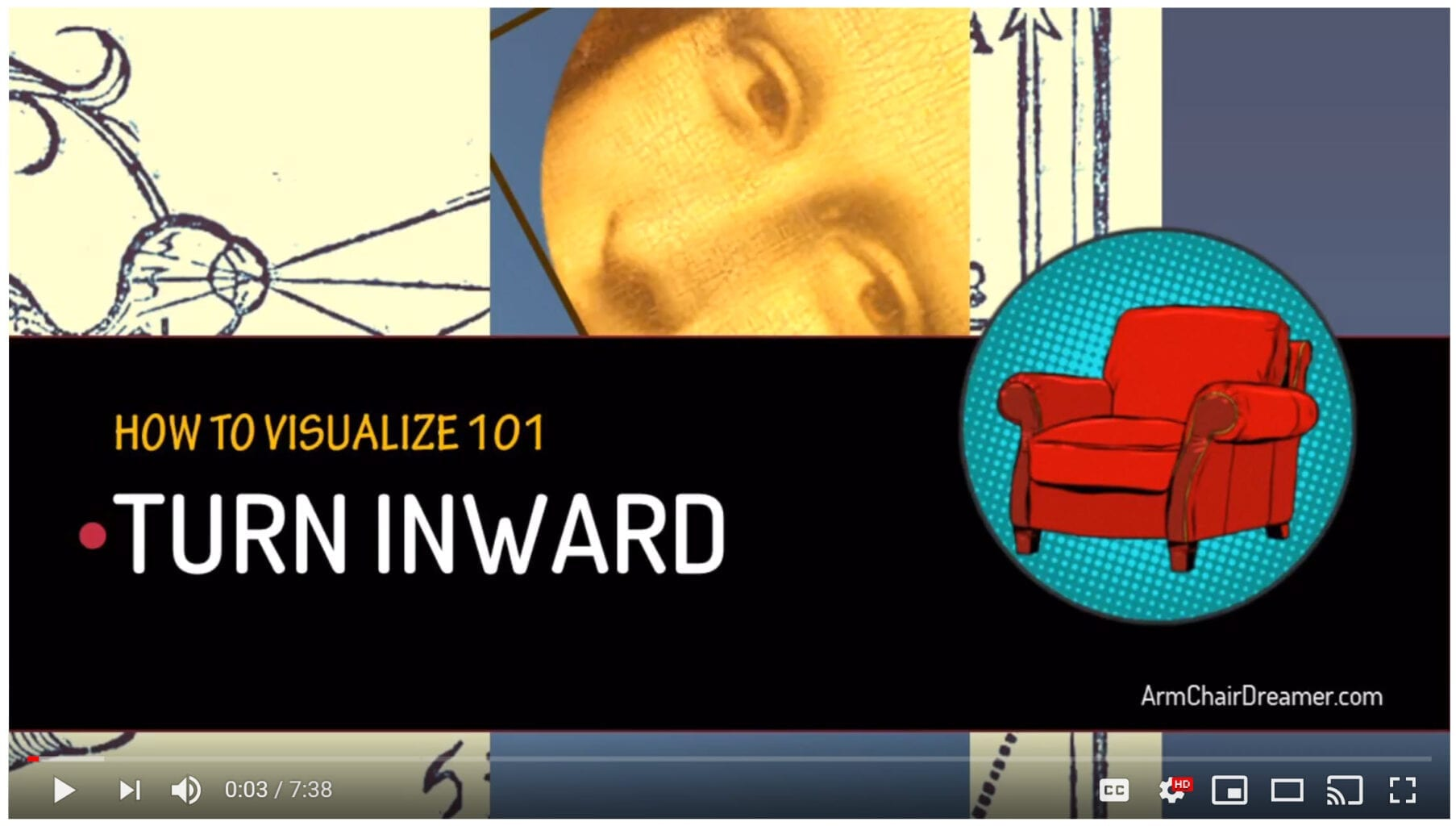 How to Visualize 101 – Step 2 -[Visualize Video]