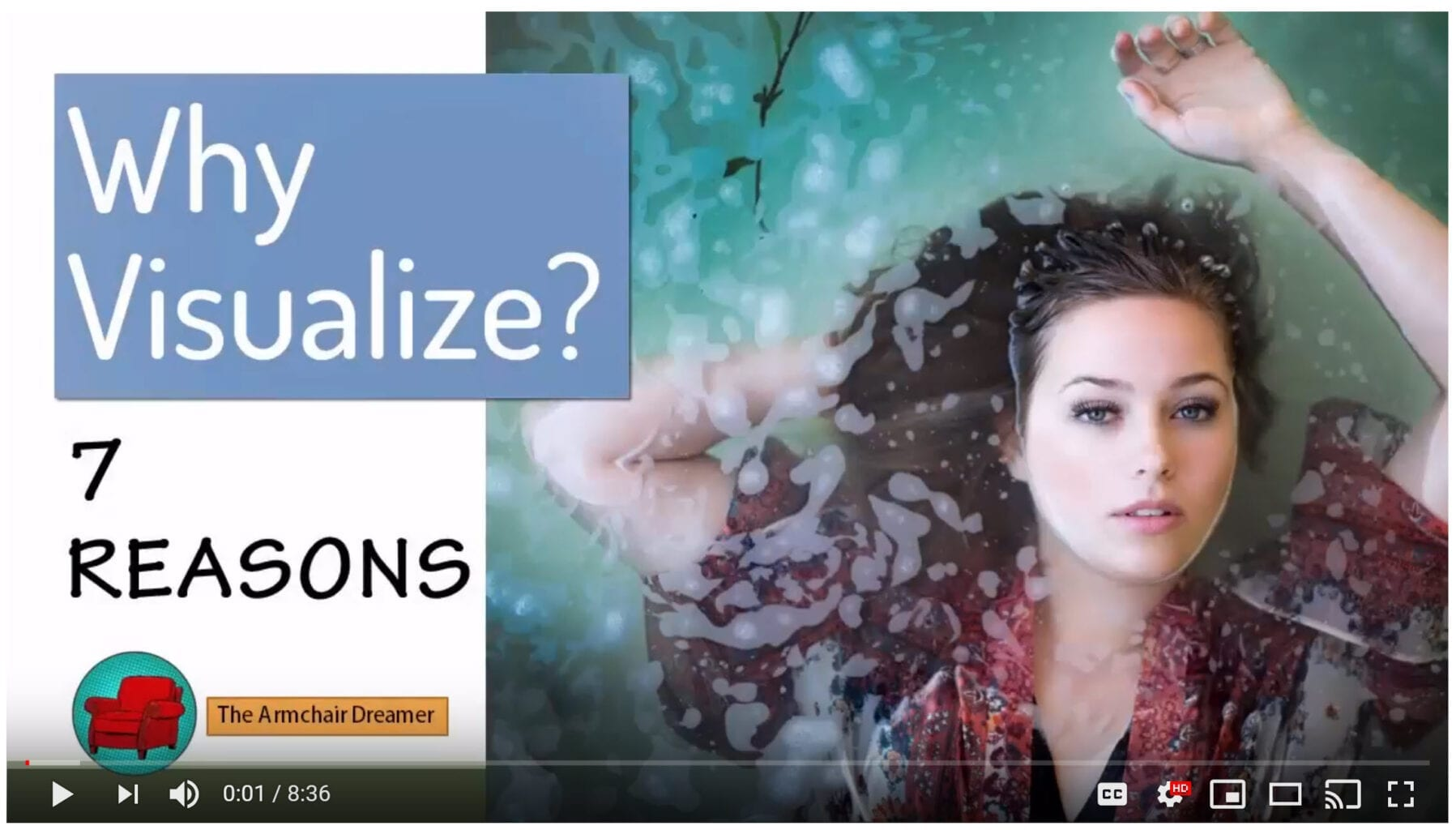 Why Should You Visualize? – [Visualize Video]